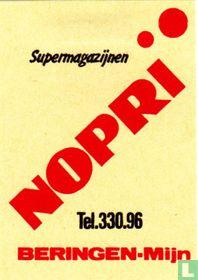 Supermagazijnen Nopri
