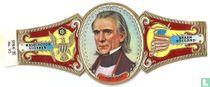 J. Knox Polk 1845-1849