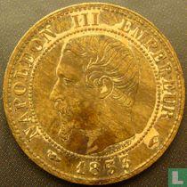 Frankrijk 1 centime 1853 (A)
