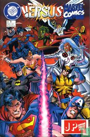 DC versus Marvel Comics 9
