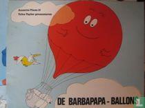 De Barbapapa-Ballons