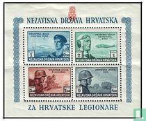 Kroatische legioen in Rusland