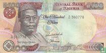 Nigeria 100 Naira 2005