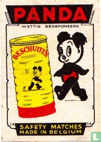 Panda 14: Huishoudprodukten beschuiten