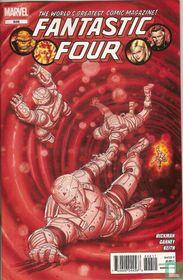 Fantastic Four 606