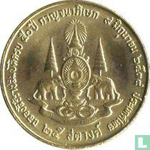 "Thailand 25 satang 1996 (jaar 2539) ""50th Anniversary of Reign of Rama IX"" kopen"