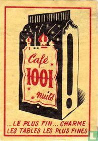 Café 1001 nuits