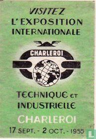 L'exposition internationale Charleroi