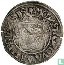 Denemarken 4 skilling 1535 (Aarhus)