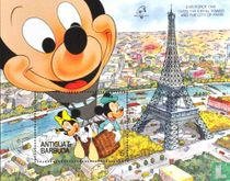 Philexfrance-Disney characters