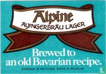 Alpine Aijingerbräu lager