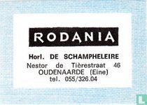 Rodania De Schampheleire