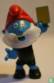 Referee Papa Smurf