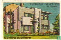 Schröderhuis - Utrecht (1924) G.Rietveld
