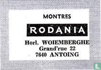 Rodania Woiemberghe
