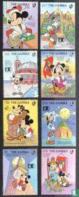 Disney, World Columbian Stamp Expo ' 92