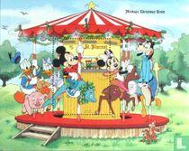 Walt Disney Christmas figures