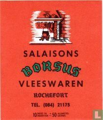 Salaisoins Borsus vleeswaren