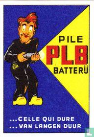 PLB pile batterij