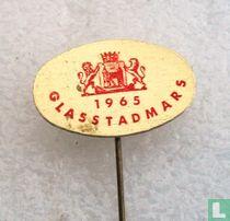 1965 Glasstadmars [rood]