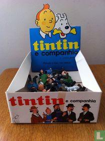 Toonbankdoos Tintin e companhia