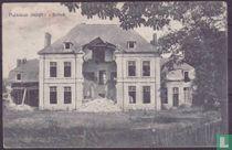 Puisieux, Schloss - Feldpost 1915