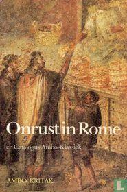 Onrust in Rome