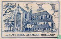 """""""Grote Kerk Alkmaar Holland"""""""