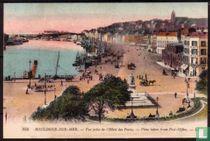 Boulogne-sur-Mer, Vue prise de l'Hotel des Postes