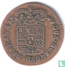 Namur 1 liard 1709