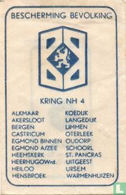 Bescherming Bevolking Kring NH 4