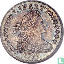 United States 1 dime 1797 (16 stars)