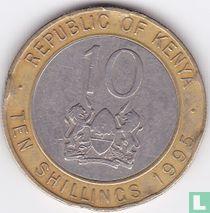 Kenia 10 shillings 1995 kopen