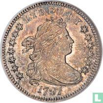United States 1 dime 1797 (13 stars)