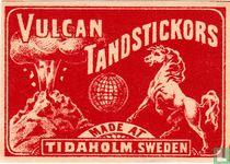 Vulcan Tandstickors