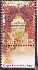 2 jaar Synagoge in Boedapest