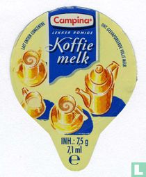 Lekker romige koffiemelk