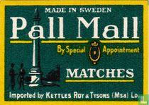 Pall Mall matches