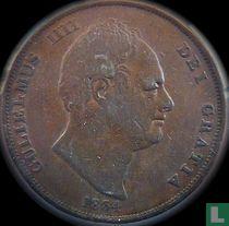 Verenigd Koninkrijk 1 penny 1834