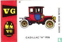 """Cadillac """"H"""" 1906"""