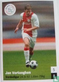 Ajax: Jan Vertonghen