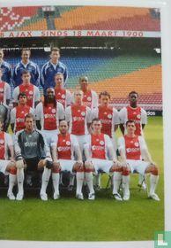 Ajax: groepsfoto rechts