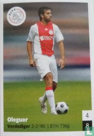 Ajax: Oleguer
