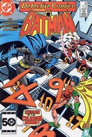 Detective comics 551