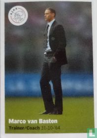 Ajax: Marco van Basten