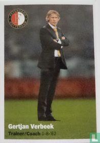 Feyenoord: Gertjan Verbeek