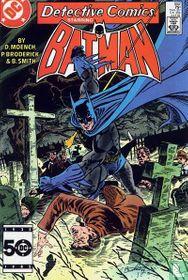 Detective comics 552