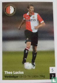 Feyenoord: Theo Lucius