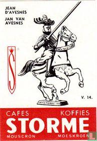 Jan van Avesnes