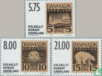 Non-published stamps